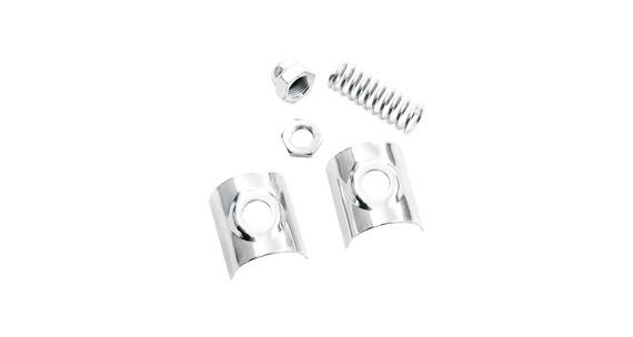 SKS Grepsett for Sykkelpumpe for race kompressor sølv